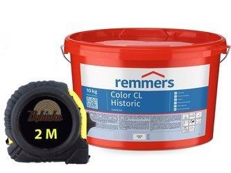 REMMERS Color CL Historic farba wapienna BIAŁA 10L