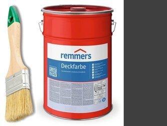 Remmers Farba do drzwi mebli ocynk ANTRACYT 10 L