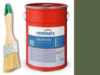 Remmers Farba do drzwi mebli ocynk ZIELEŃ MCHU 10L
