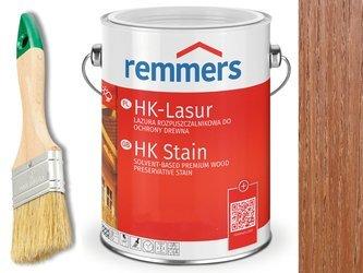 Remmers HK-Lasur impregnat do drewna 10L BRĄZOWY