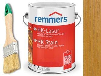 Remmers HK-Lasur impregnat do drewna 10L BRZASK