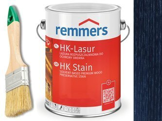 Remmers HK-Lasur impregnat do drewna 2,5L MORSKI