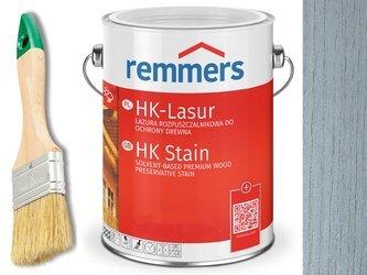Remmers HK-Lasur impregnat do drewna 20L PLATYNOWY
