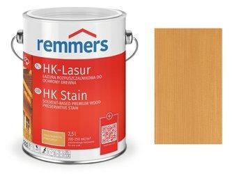 Remmers HK-Lasur impregnat do drewna 5 L DĄB JASNY