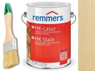 Remmers HK-Lasur impregnat do drewna 5L PIASEK
