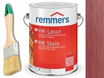 Remmers HK-Lasur impregnat do drewna 5L RABARBAR