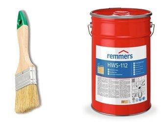 Remmers HWS-112 lakier o wyglądzie oleju blatów 1L