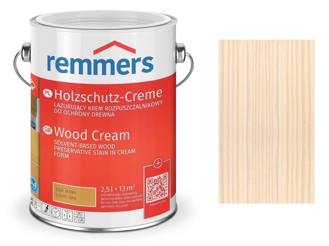 Krem Holzschutz-Creme Remmers Biały 2721 - 0,75 L