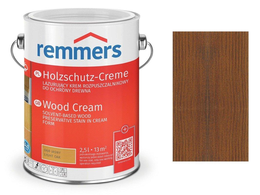 Krem Holzschutz-Creme Remmers Orzech 2718 5 L