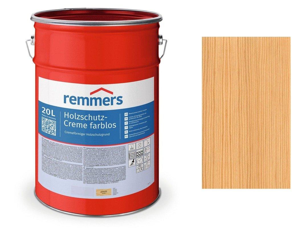 Krem Holzschutz-Creme Remmers bezbarwny 2714 20L