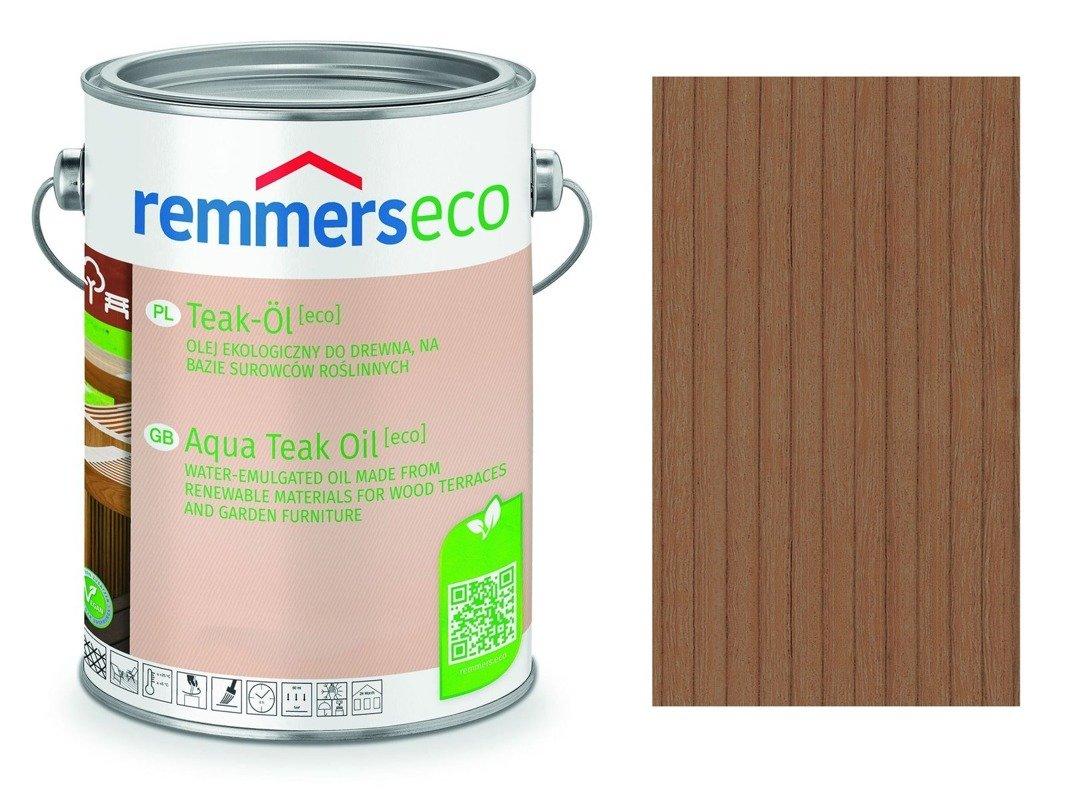 Olej do drewna Remmers 5 L EKOLOGICZNY Bangkirai