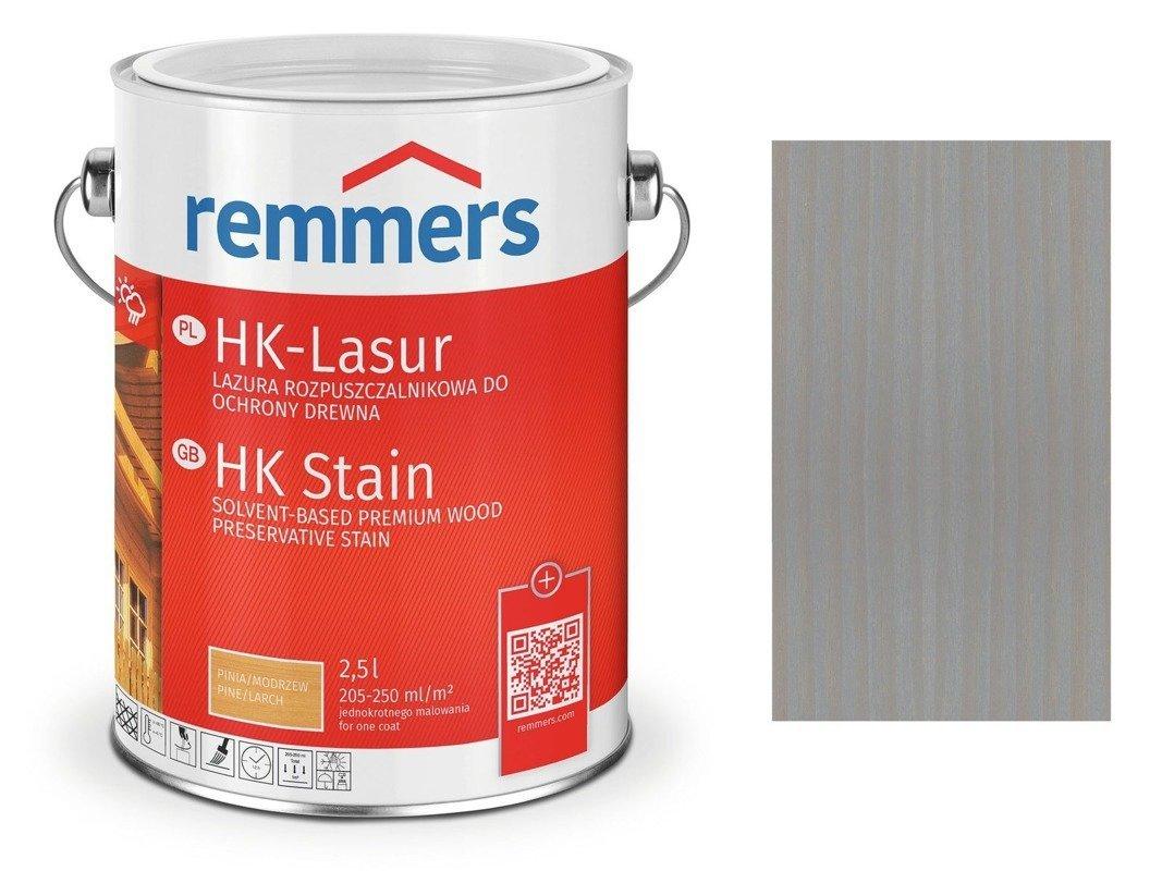 Remmers HK-Lasur impregnat do drewna 0,75 ANTRACYT