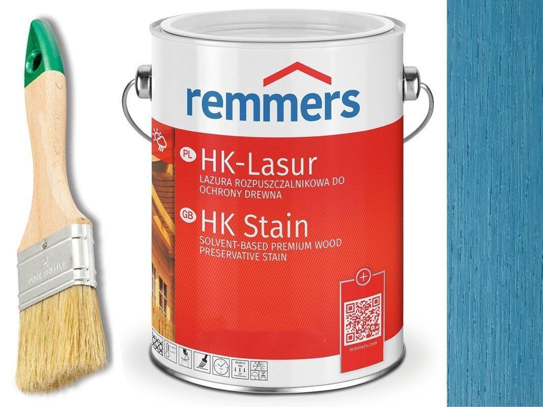 Remmers HK-Lasur impregnat do drewna 10L LAZUROWY
