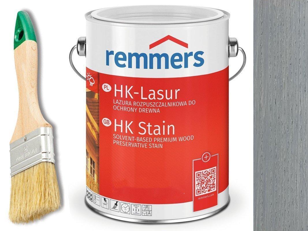 Remmers HK-Lasur impregnat do drewna 10L SREBRNY
