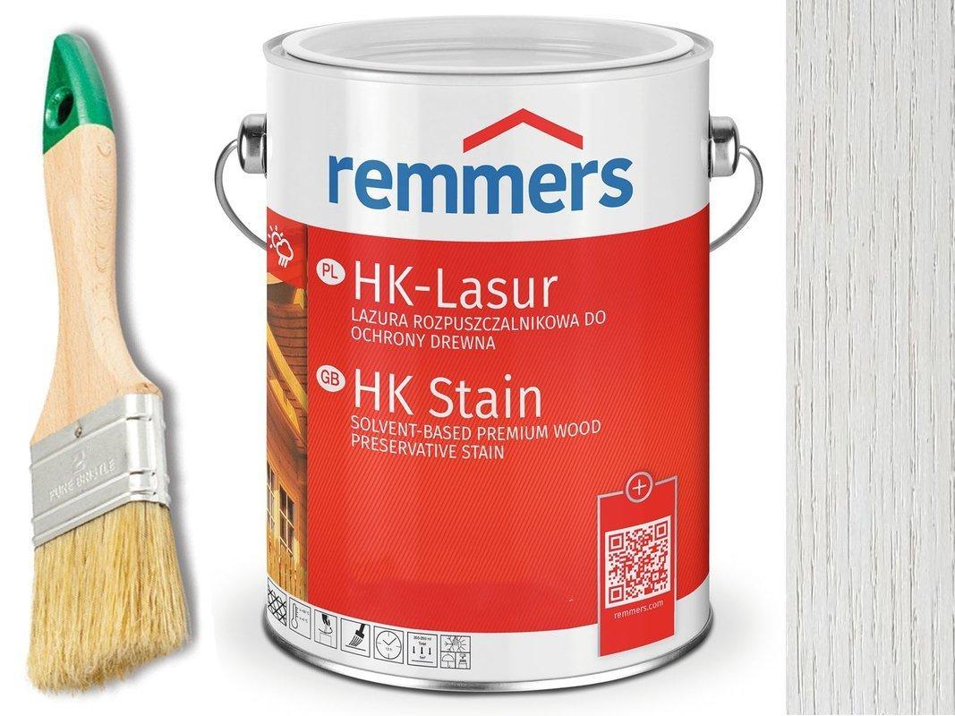 Remmers HK-Lasur impregnat do drewna 2,5L BIAŁY