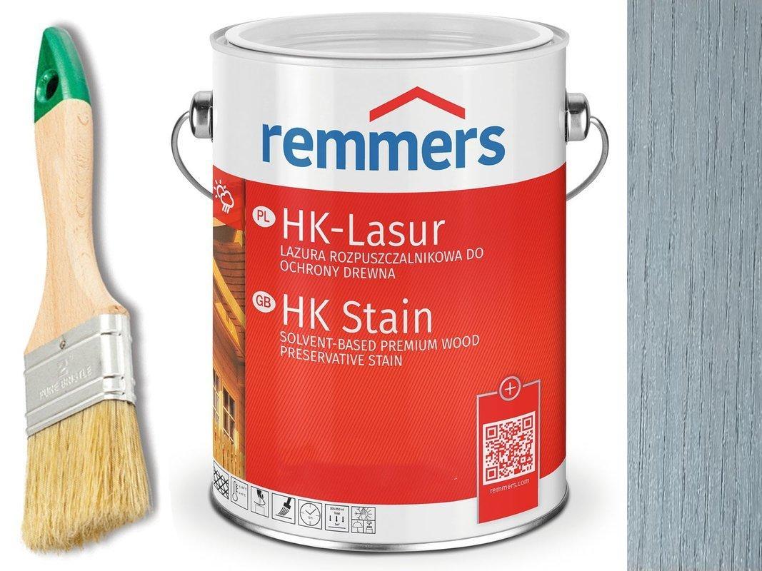 Remmers HK-Lasur impregnat do drewna 2,5L LODOWY