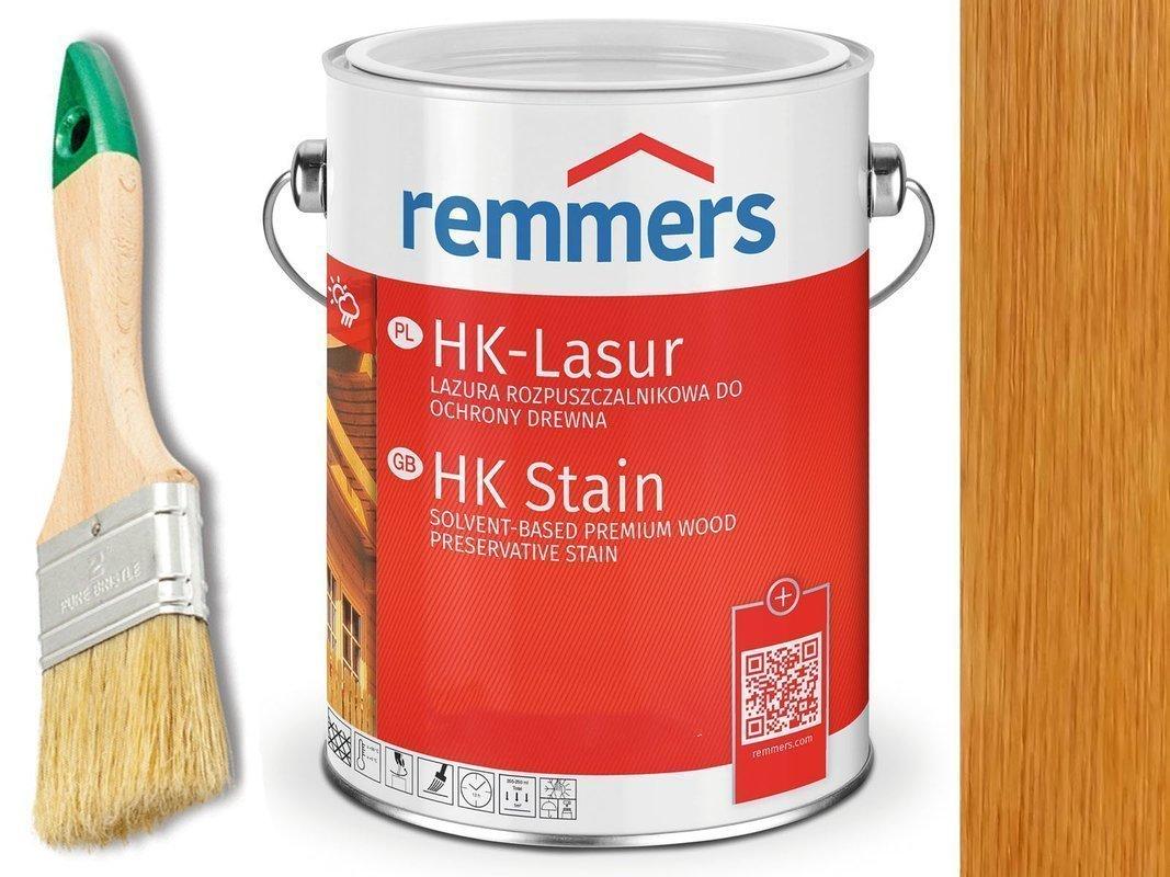 Remmers HK-Lasur impregnat do drewna 20L TEAK