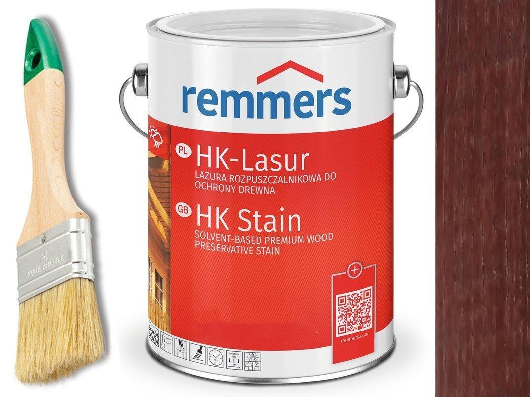 Remmers HK-Lasur impregnat do drewna 5L ORZECH