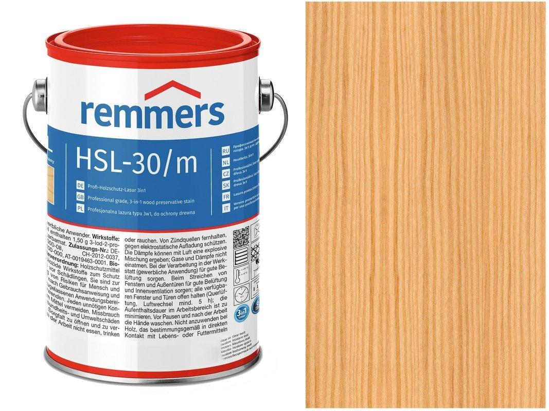 Remmers HSL-30 Profi HK-Lasur Bezbarwny 5L