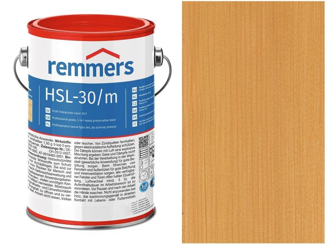 Remmers HSL-30 Profi HK-Lasur Dąb Jasny 2,5L