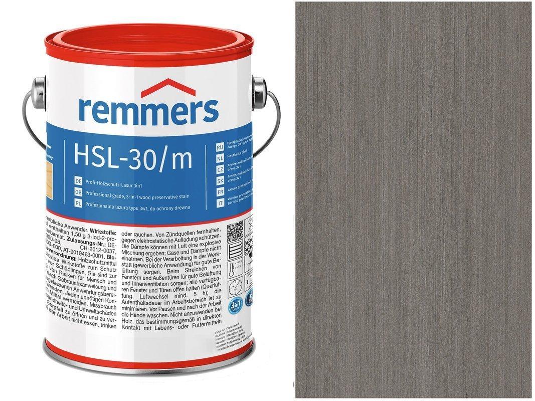 Remmers HSL-30 Profi HK-Lasur Grafitowy 20L