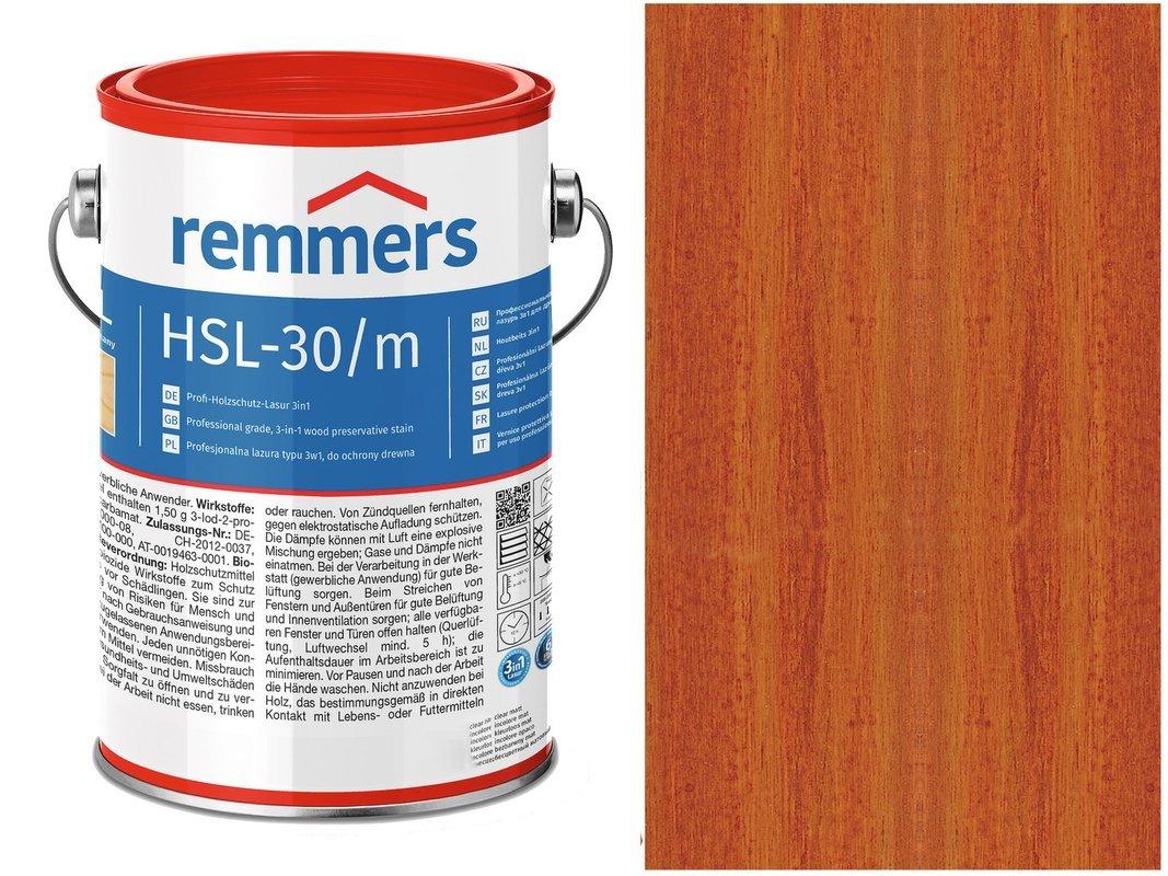 Remmers HSL-30 Profi HK-Lasur Mahoń 5L