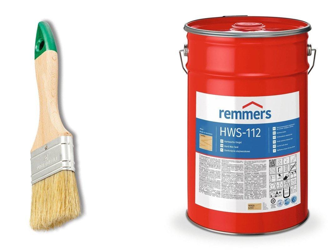 Remmers HWS-112 lakier o wyglądzie oleju do blatów 5L